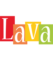 Lava colors logo