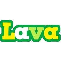 Lava soccer logo