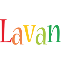 Lavan birthday logo