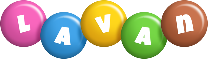 Lavan candy logo