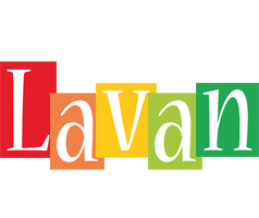 Lavan colors logo