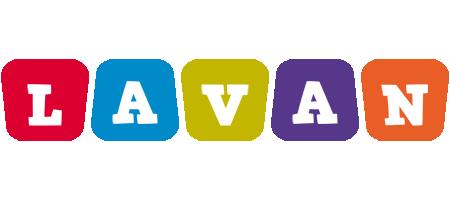 Lavan daycare logo