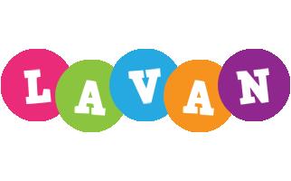 Lavan friends logo