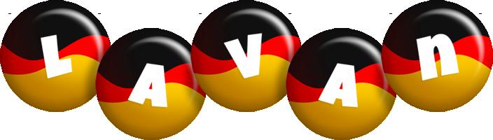 Lavan german logo