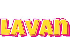 Lavan kaboom logo
