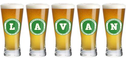 Lavan lager logo