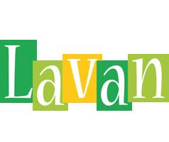 Lavan lemonade logo