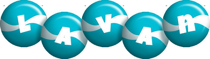 Lavan messi logo