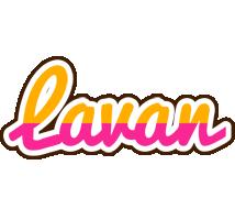 Lavan smoothie logo