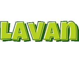 Lavan summer logo