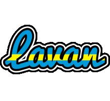 Lavan sweden logo