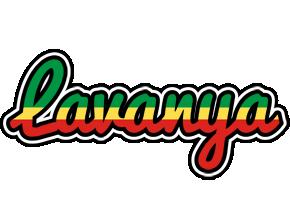 Lavanya african logo