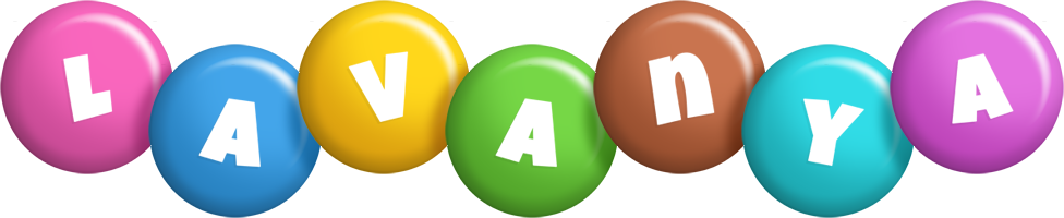 Lavanya candy logo