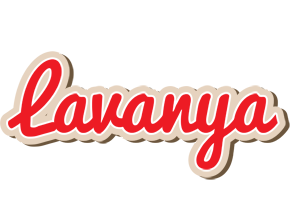 Lavanya chocolate logo