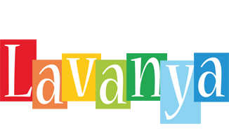 Lavanya colors logo