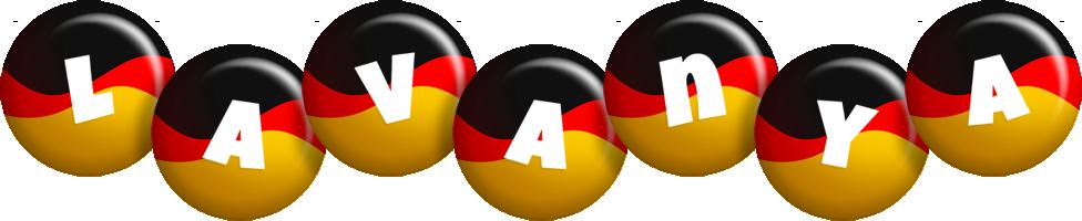 Lavanya german logo