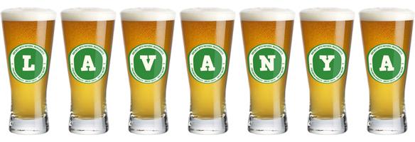 Lavanya lager logo