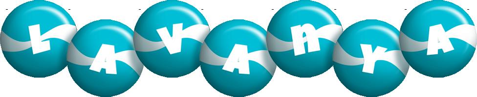 Lavanya messi logo