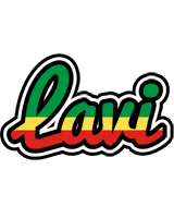 Lavi african logo