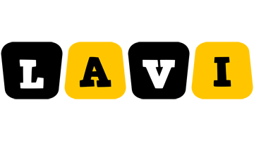 Lavi boots logo