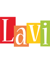 Lavi colors logo