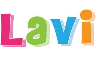 Lavi friday logo