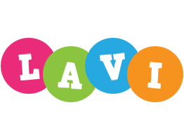 Lavi friends logo