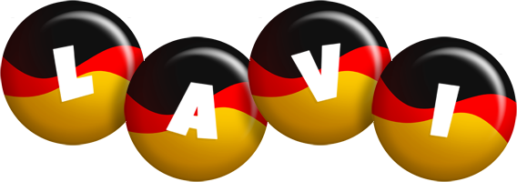 Lavi german logo