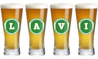 Lavi lager logo
