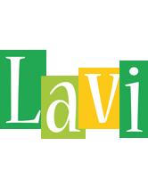 Lavi lemonade logo