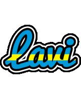 Lavi sweden logo