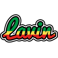 Lavin african logo