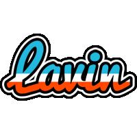 Lavin america logo