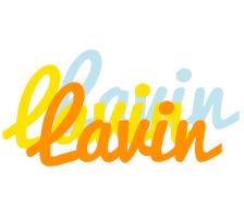Lavin energy logo