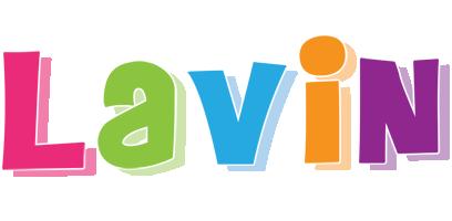 Lavin friday logo
