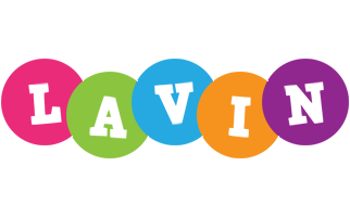 Lavin friends logo