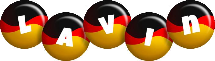 Lavin german logo