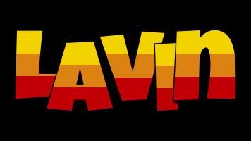 Lavin jungle logo