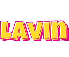 Lavin kaboom logo
