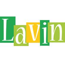 Lavin lemonade logo