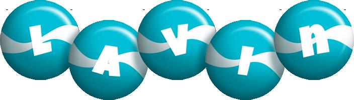 Lavin messi logo