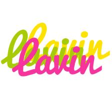 Lavin sweets logo