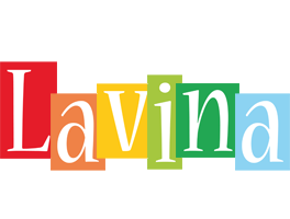 Lavina colors logo