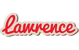 Lawrence chocolate logo