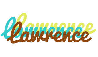 Lawrence cupcake logo