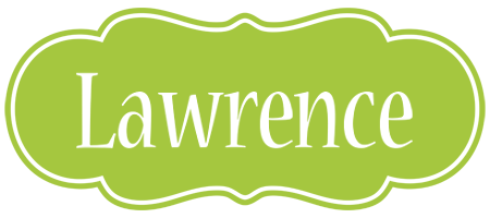 Lawrence family logo