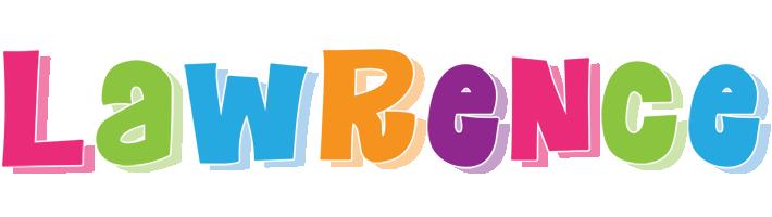 Lawrence friday logo