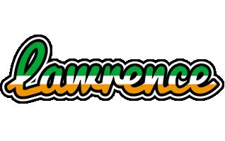 Lawrence ireland logo