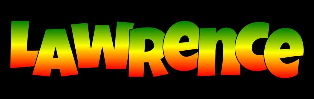 Lawrence mango logo