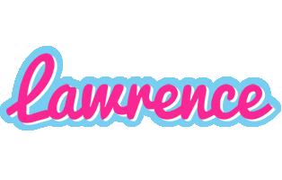 Lawrence popstar logo